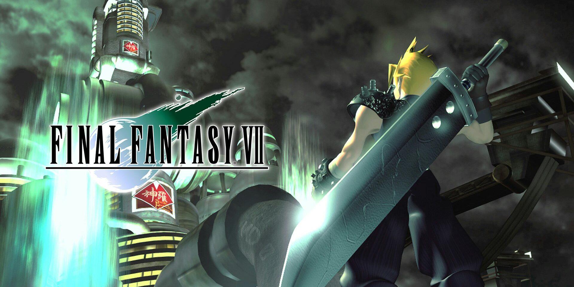 Final Fantasy VII, i ricordi di un bambino