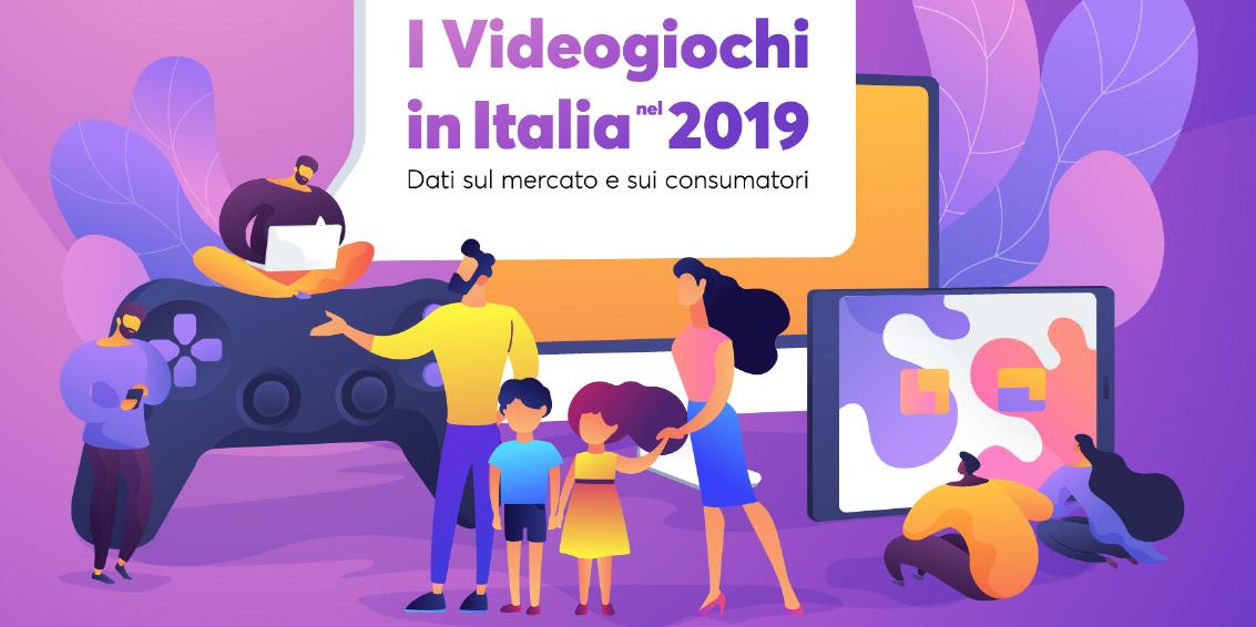 Gaming in Italia, chi sono i videogiocatori italiani