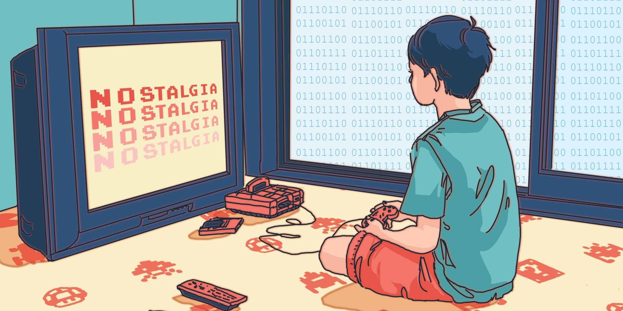 Il Postmodernismo fa rinascere i videogiochi