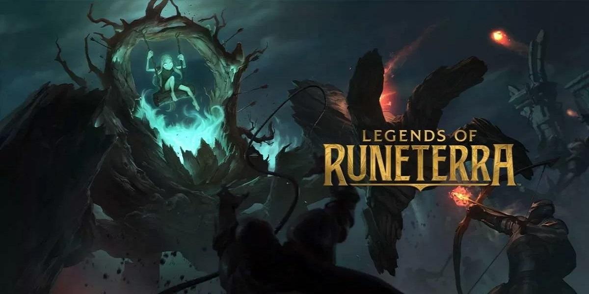 Legends Of Runeterra è un vero free-to-play