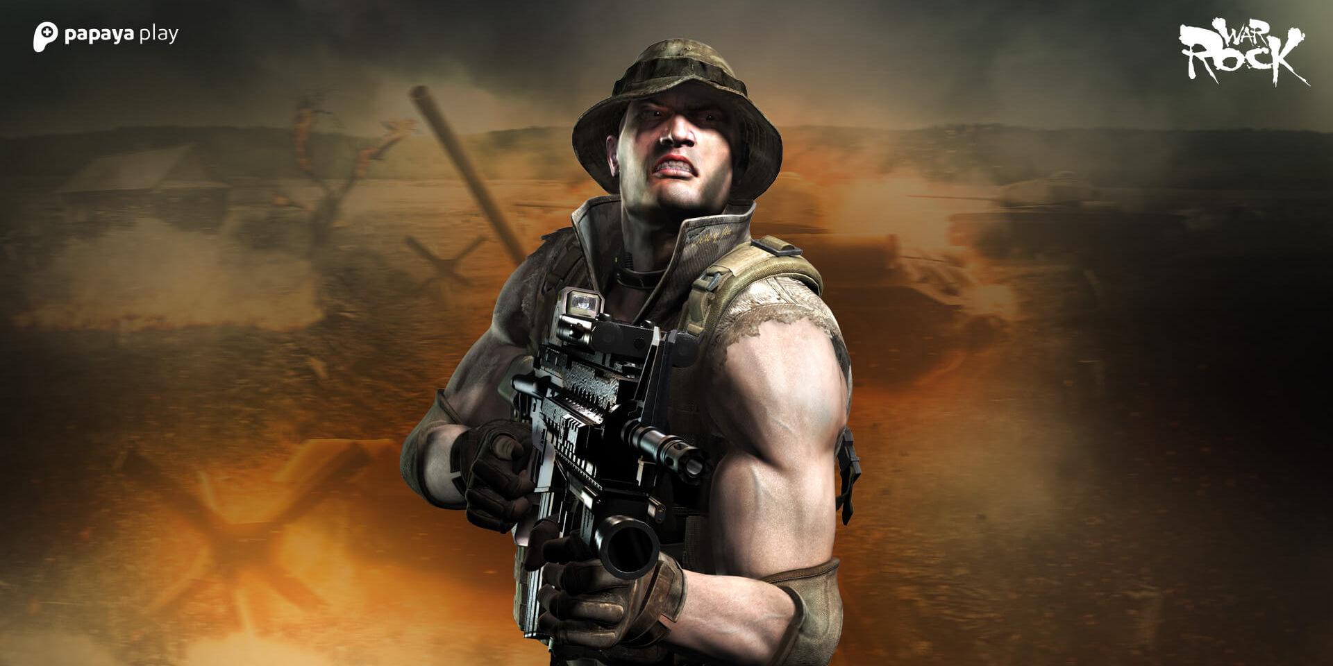 War Rock, il peggior gioco che ho amato