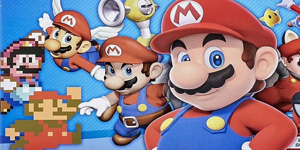 Super Mario non è mai stato solo un platform