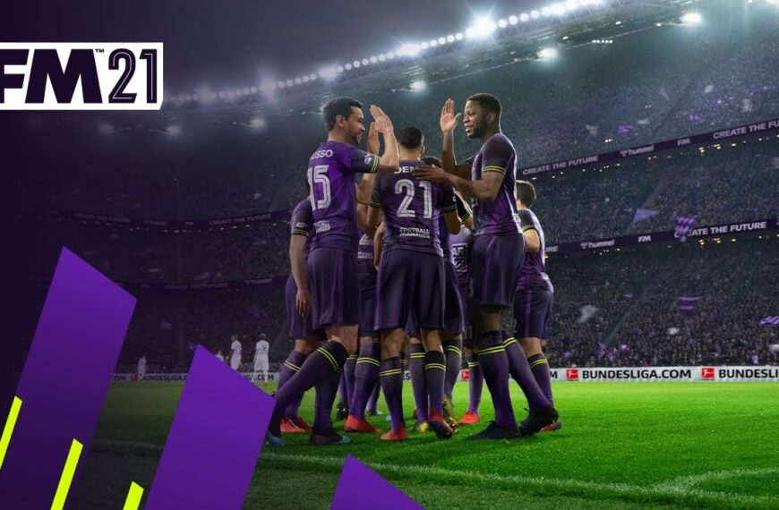 Football Manager 2021 per PC – Recensione