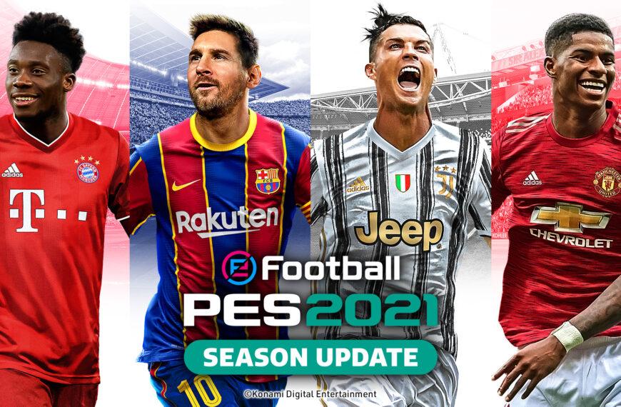 PES 2021 per PlayStation 4 – Recensione