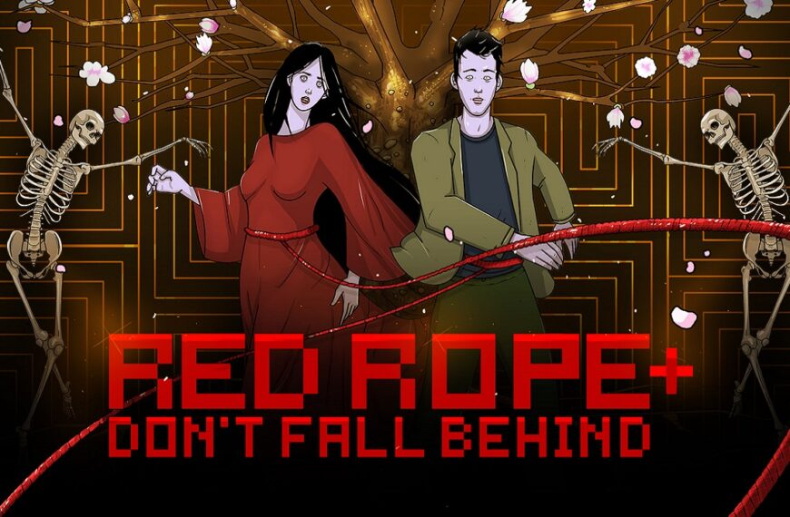 Red Rope: Don't Fall Behind per Nintendo Switch – Recensione