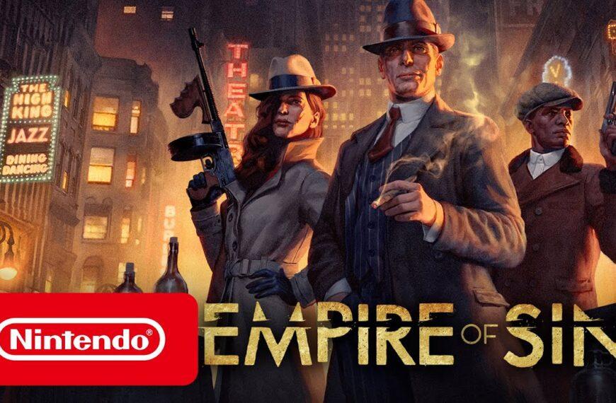 Empire of Sin per Nintendo Switch – Recensione