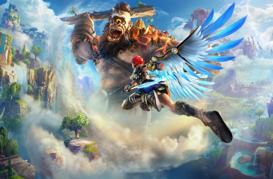 Immortals Fenyx Rising per Nintendo Switch – Recensione