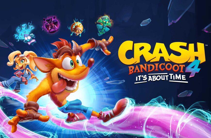 Crash Bandicoot 4: It's About Time per Xbox Series X – Recensione