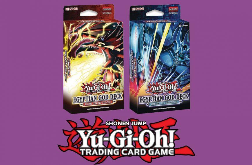 Yu-Gi-Oh! GCC: provato Deck Divinità Egizie