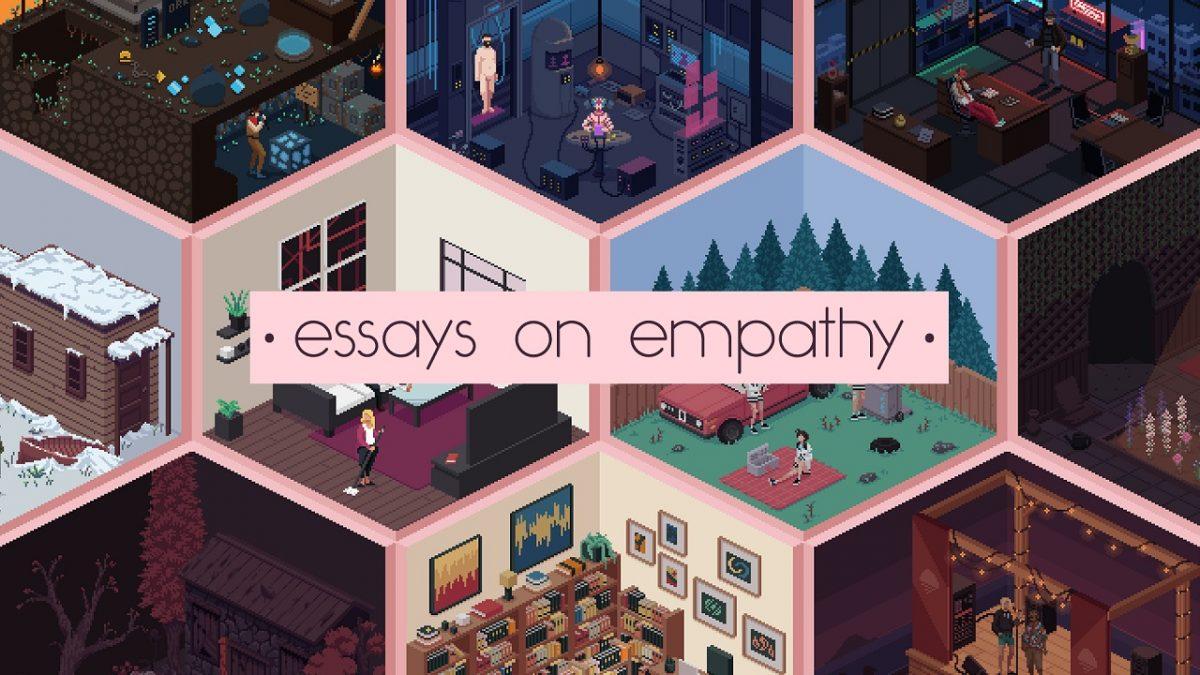 Essays on Empathy copertina
