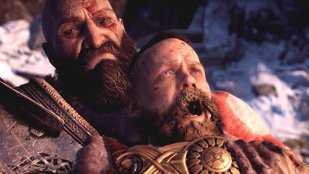 Baldur, God of War Ragnarok