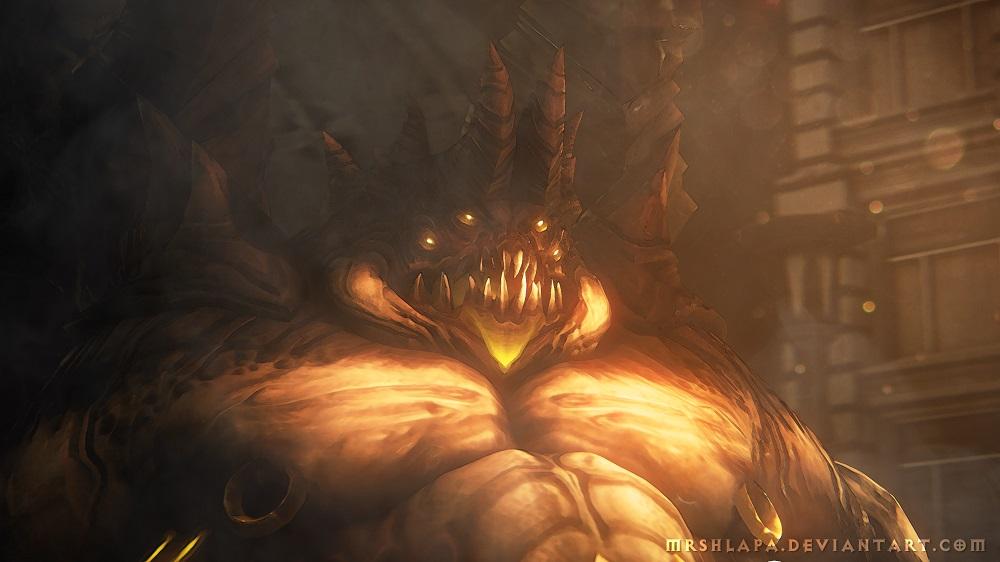 Azmodan Diablo 3