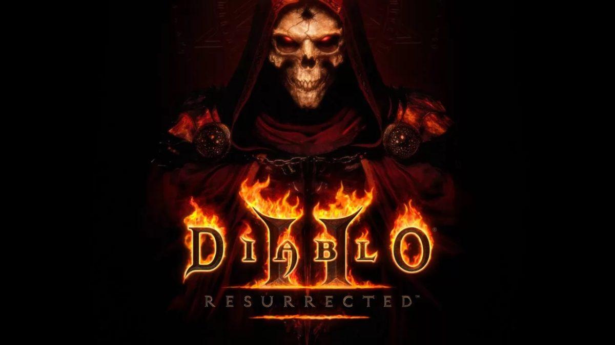 Diablo 2 Resurrected Copertina