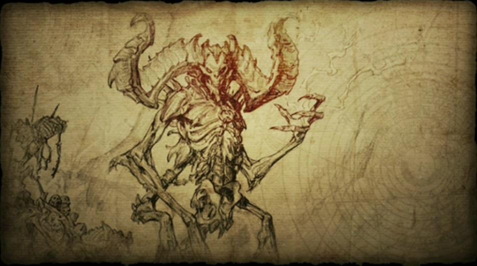 Mefisto in Diablo